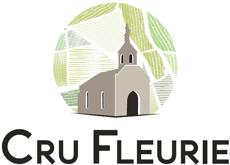 logo Cru Fleurie, Cru Fleurie